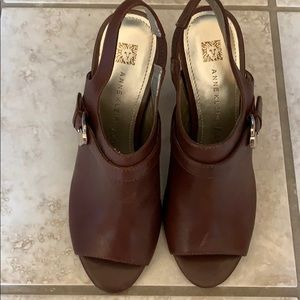 New Anne Klein shoes size 8